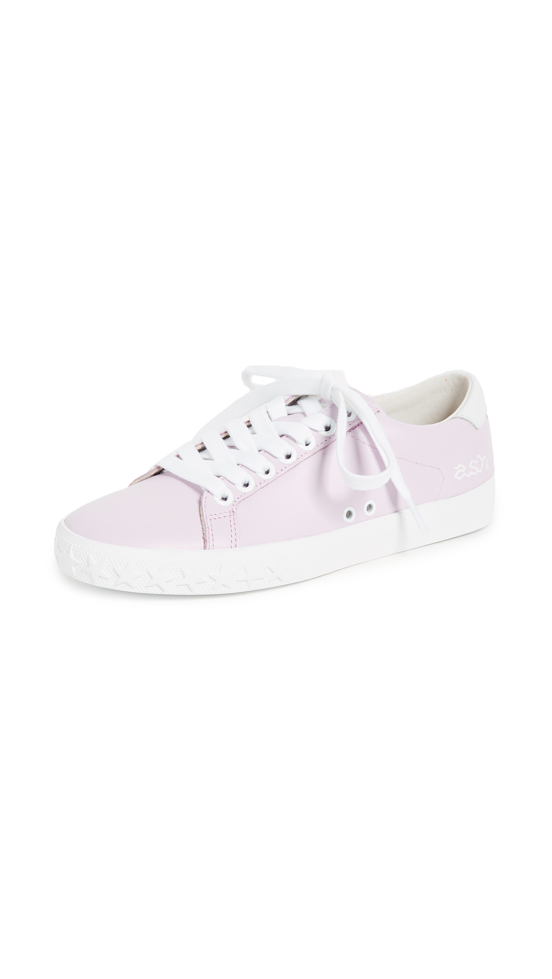Ash Dazed Bis Sneakers - Orchid/White