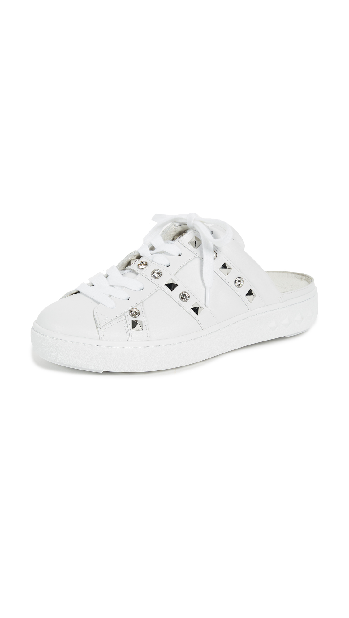 Ash Party Slide Sneakers - White