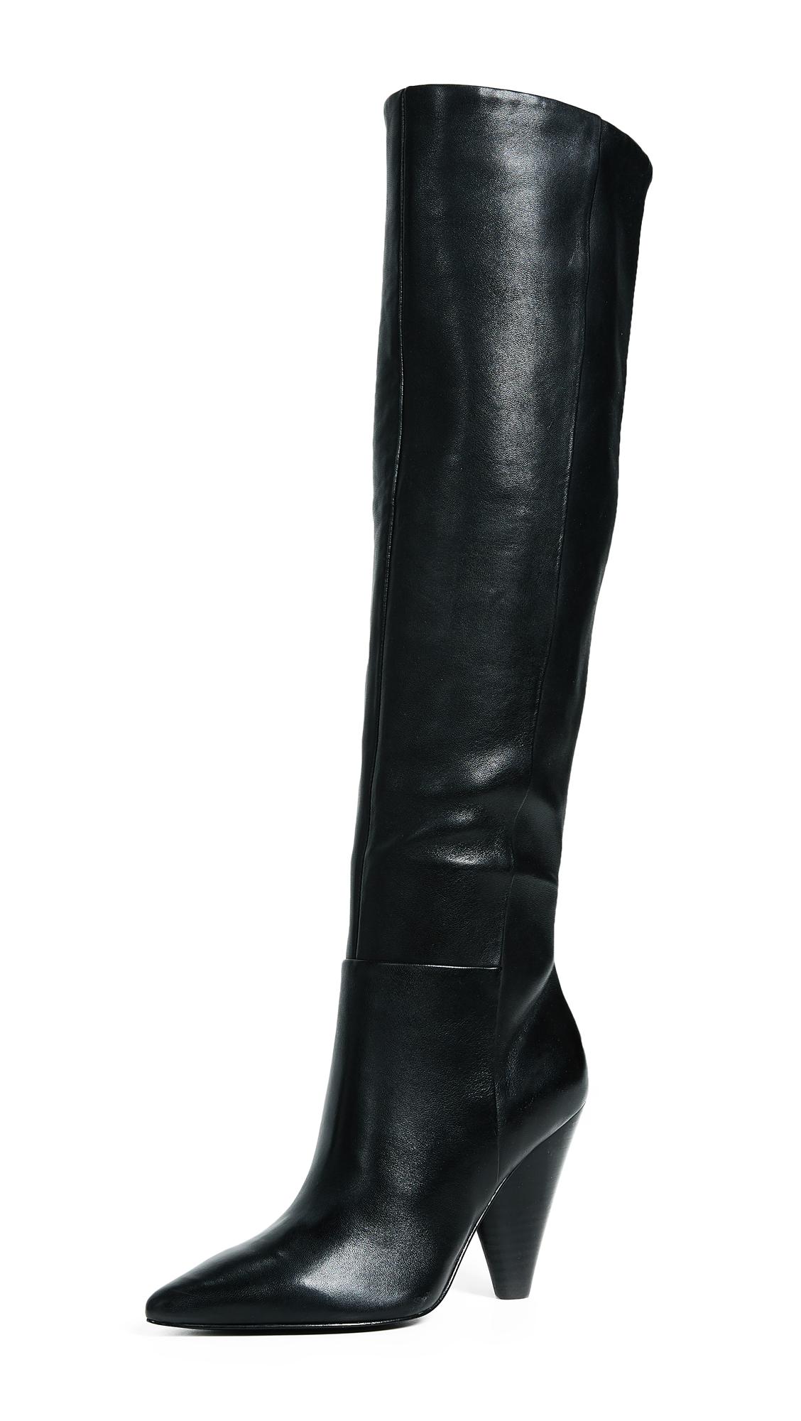 Ash Dalls Boots - Black