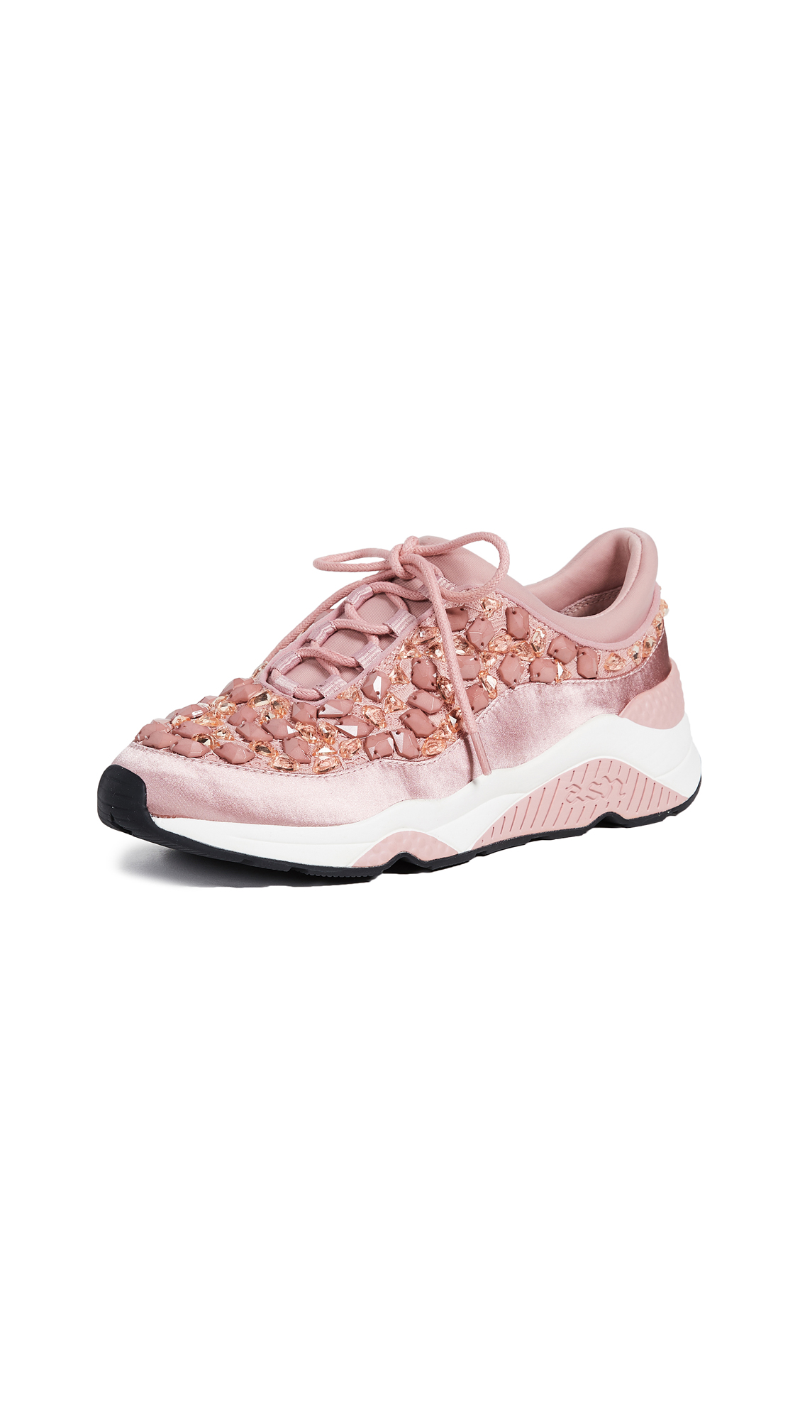 Ash Muse Stones Sneakers - Blush