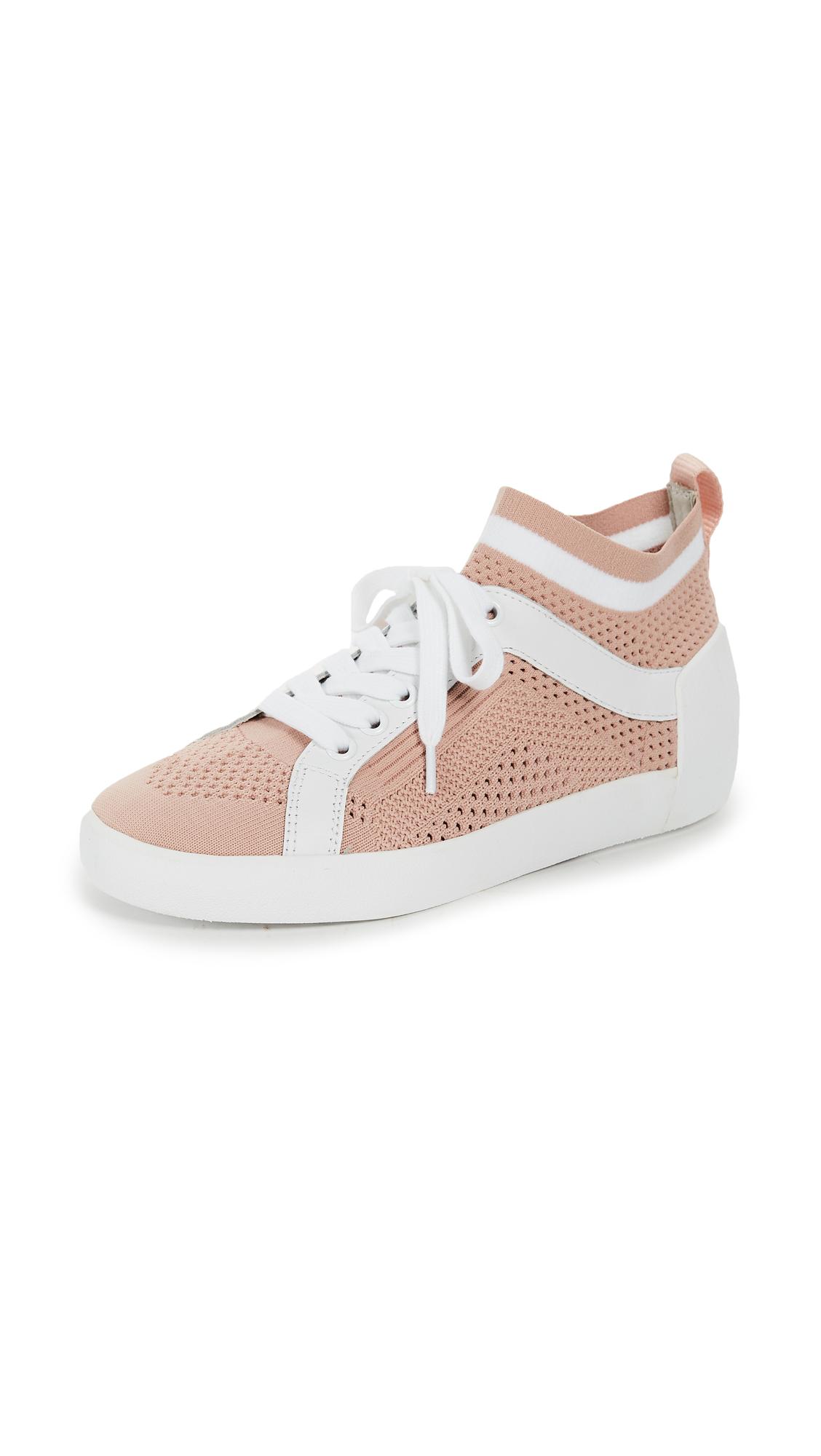 Ash Nolita Sneakers - Powder/White