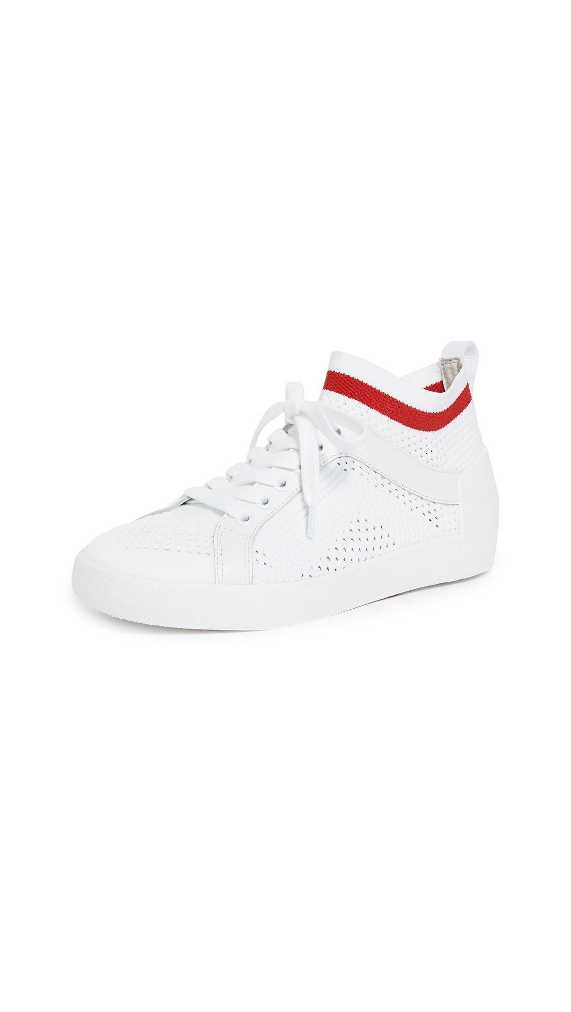 Ash Nolita Sneaker - White/Red