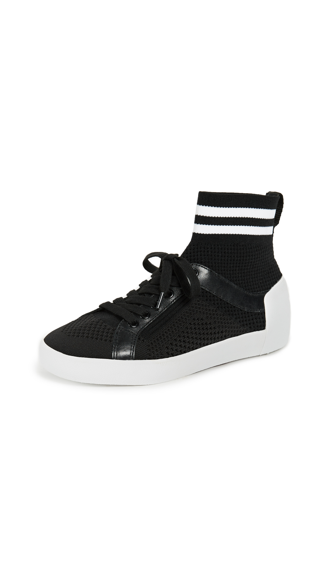 Ash Ninja Sneaker - Black/White