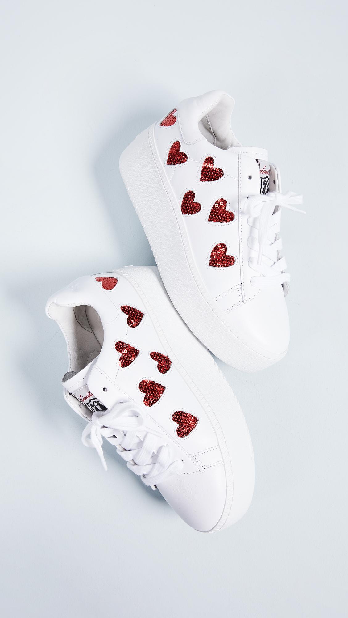 9378f6155289 Ash Cute Platform Sneakers