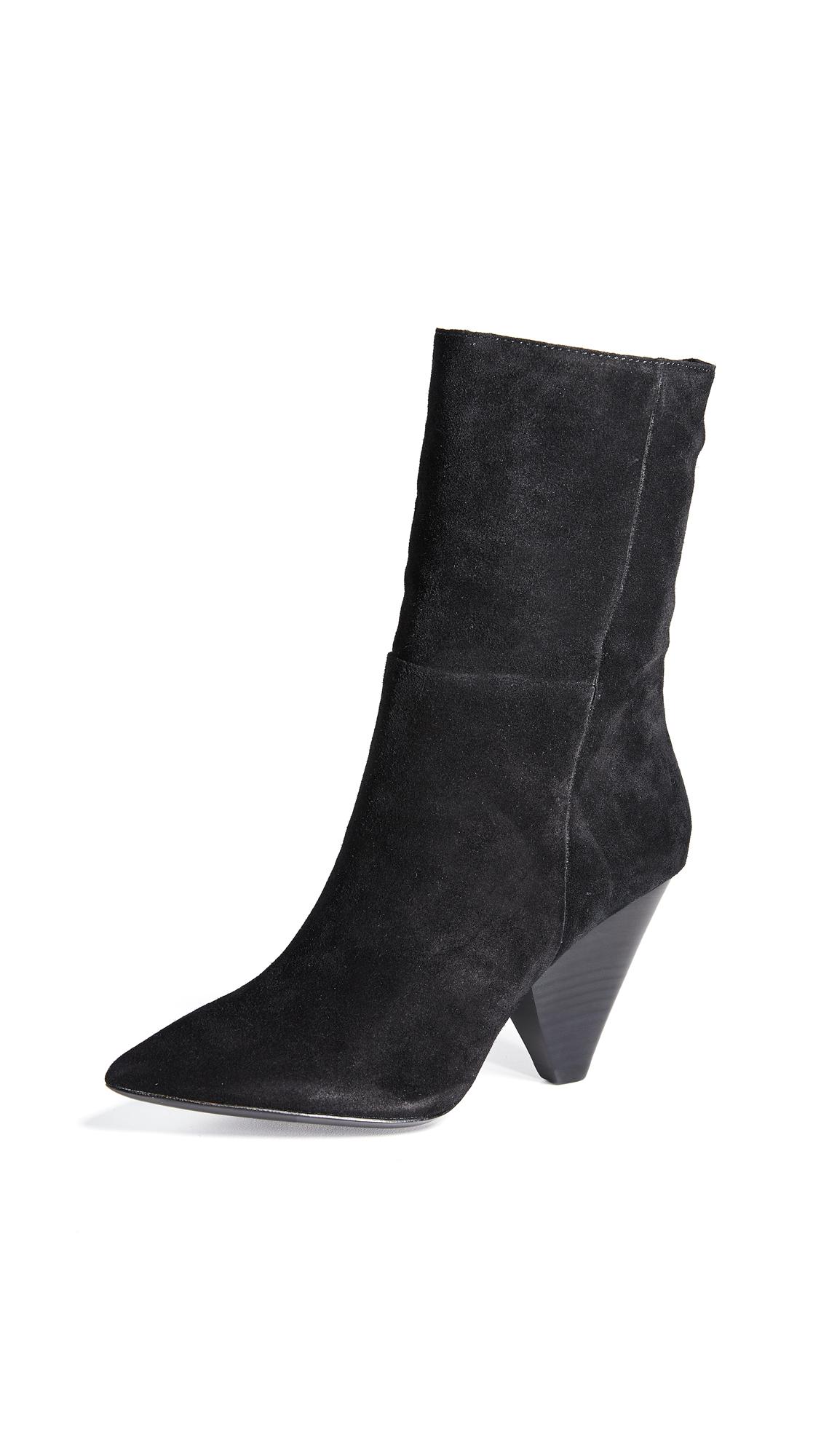 Ash Doll Boots - Black