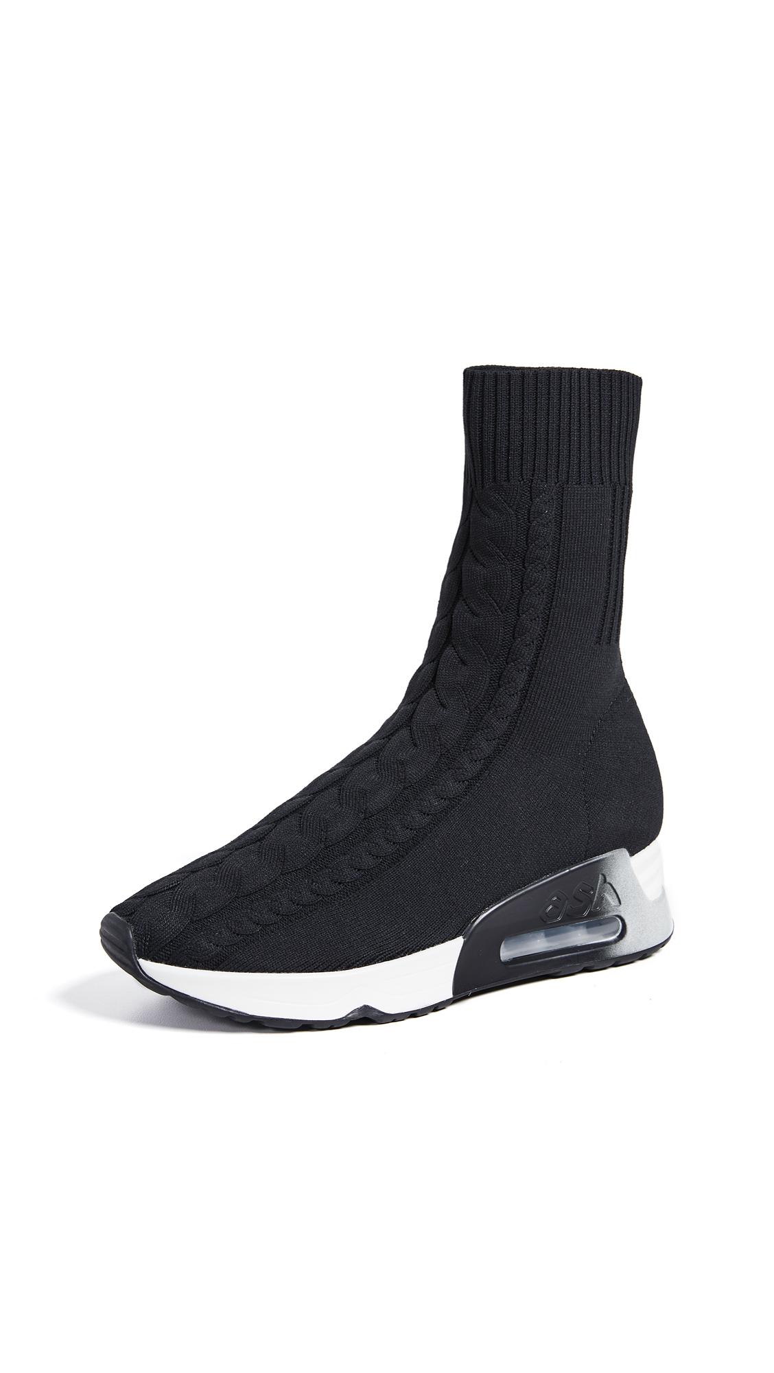 Ash Liv Sneaker - Black
