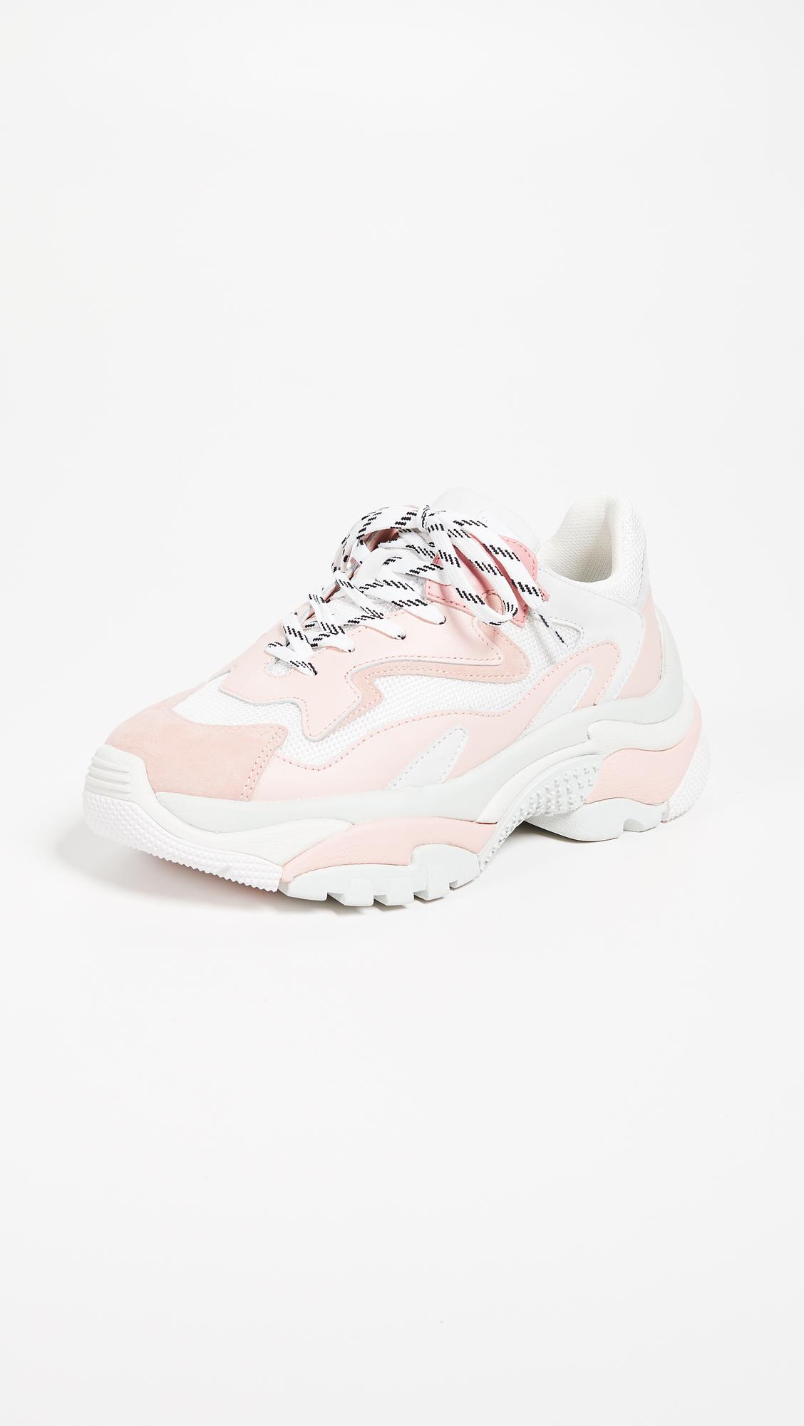 Virgin pink soles review