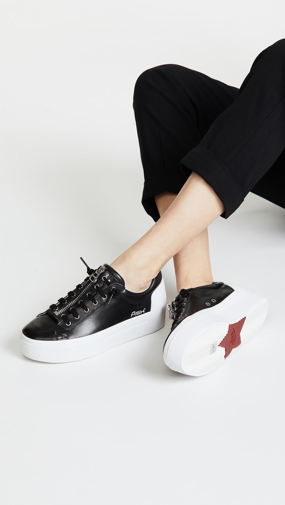 f51398e03dc70 Ash Buzz Platform Sneakers