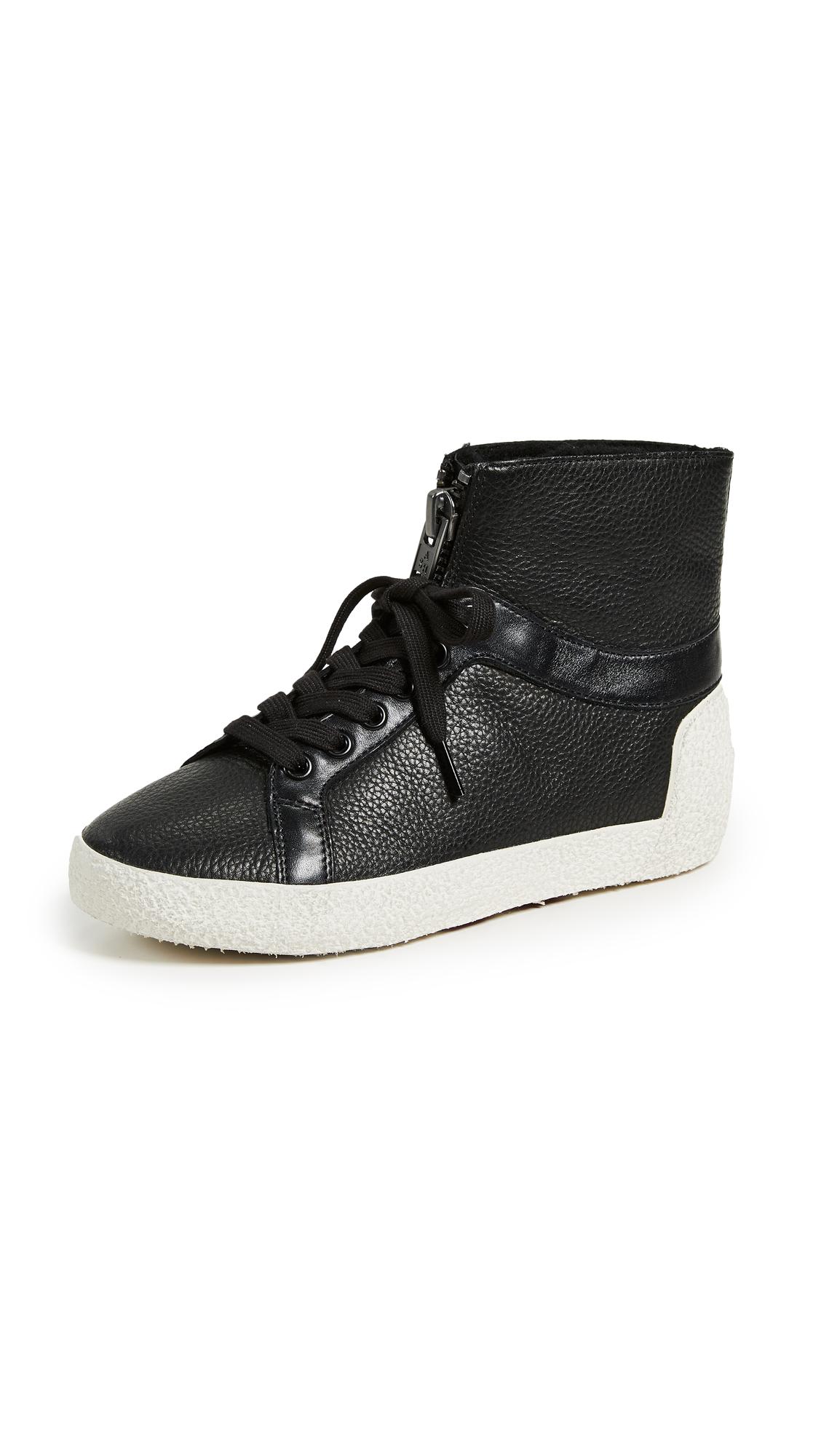 Ash Nomad Sneakers - Black/Black