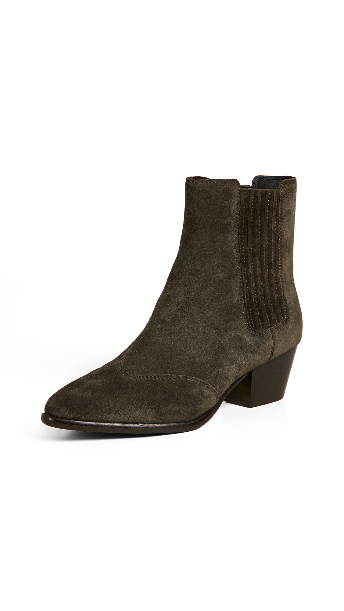 Ash Hook Bis Booties - Military