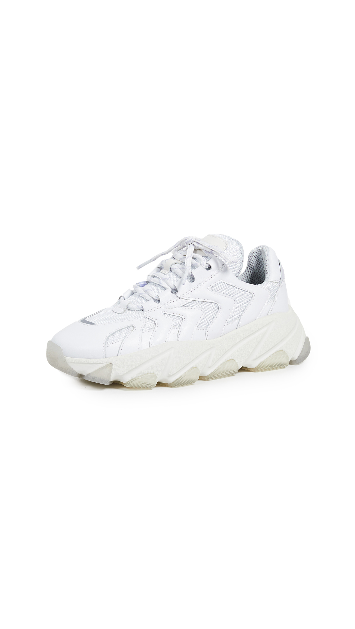 Ash Extreme Sneakers - White/Lavender/Reflex Silver