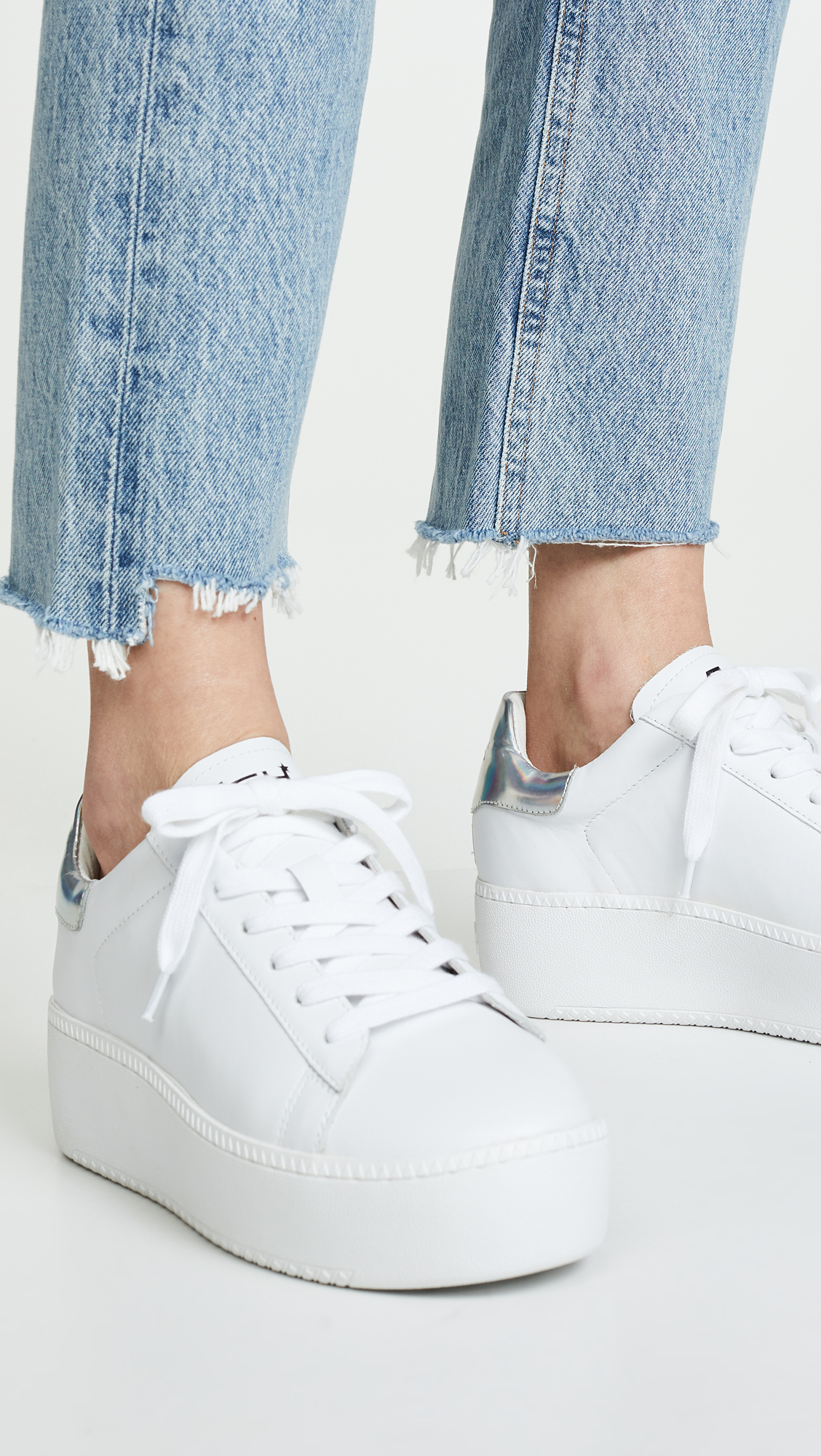 3bfff4e162439a Ash Cult Platform Sneakers