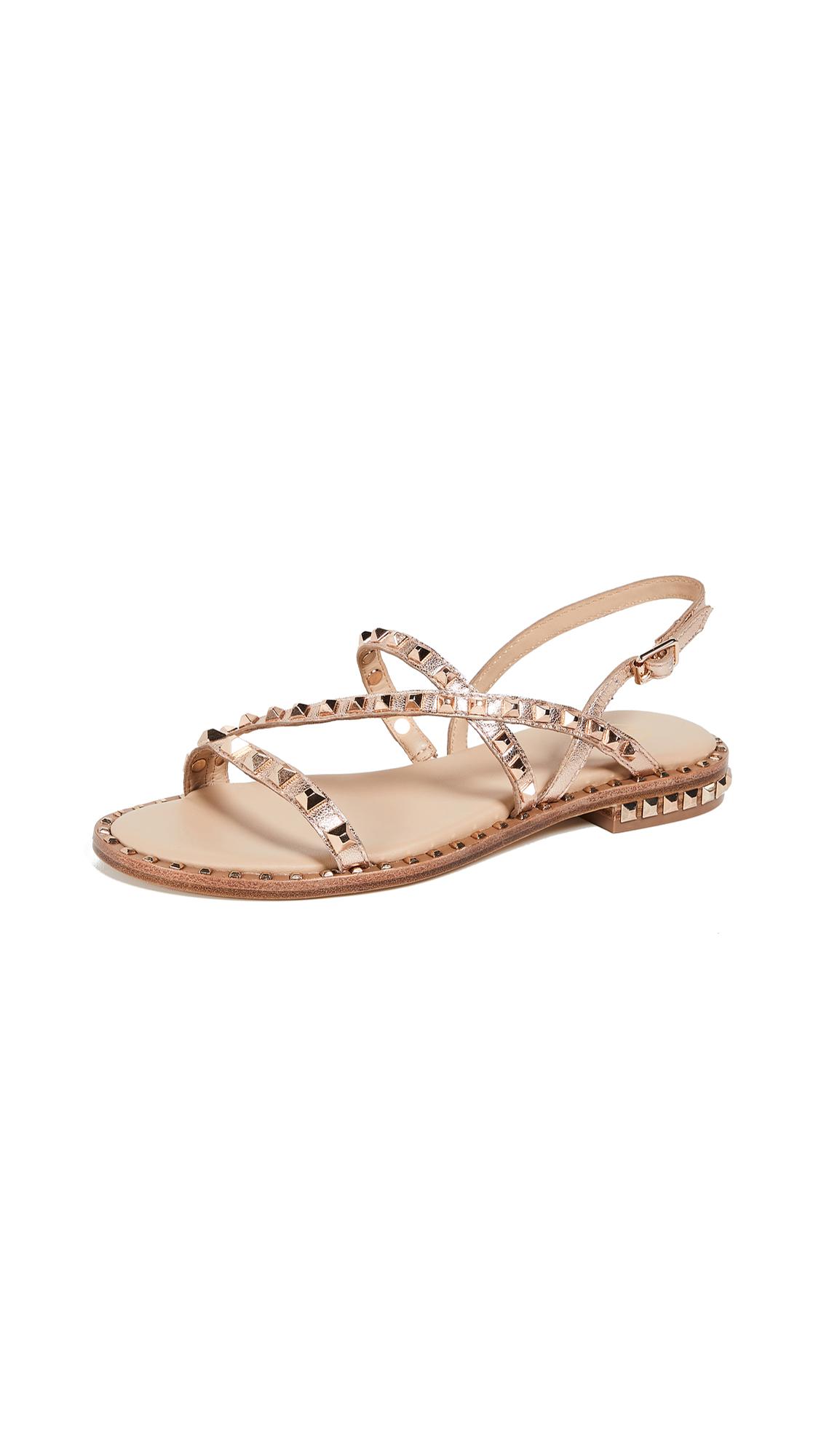 Ash Peace Sandals - Rame