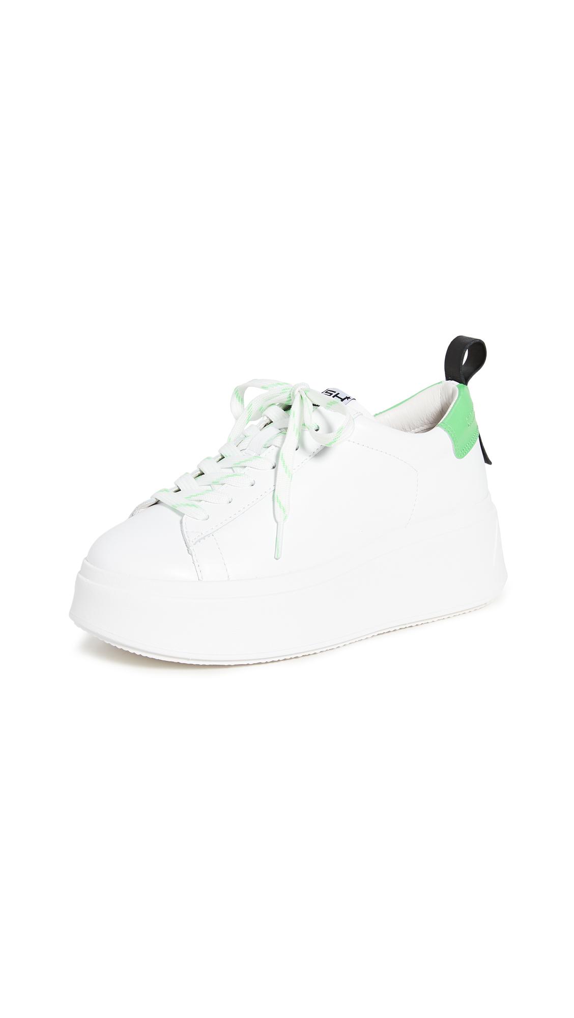 Buy Ash Moon Platform Sneakers online, shop Ash