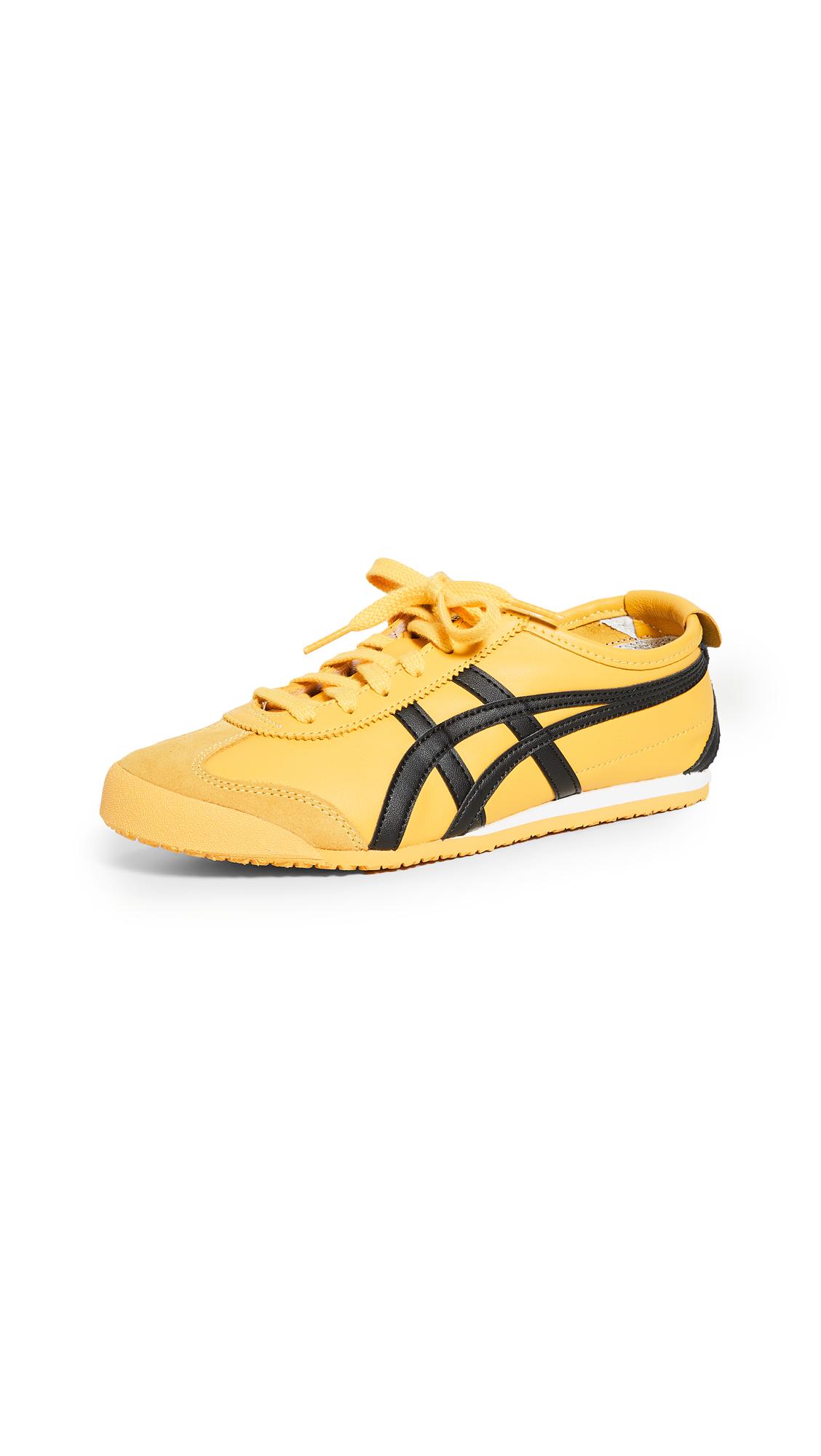 Asics Mexico 66 Sneakers - Yellow/Black
