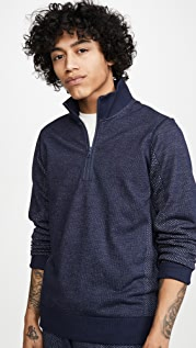 Asics x Reigning Champ Engineered Half Zip Shirt