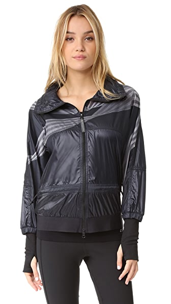 adidas by Stella McCartney Run Climastorm Jacket - Black