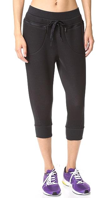 adidas by Stella McCartney Studio 3/4 Sweatpants