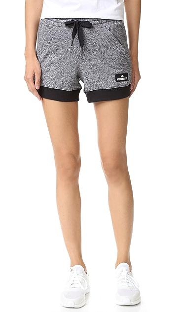 adidas by Stella McCartney Essentials Knit Shorts