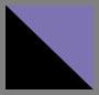 Black/Deepest Purple