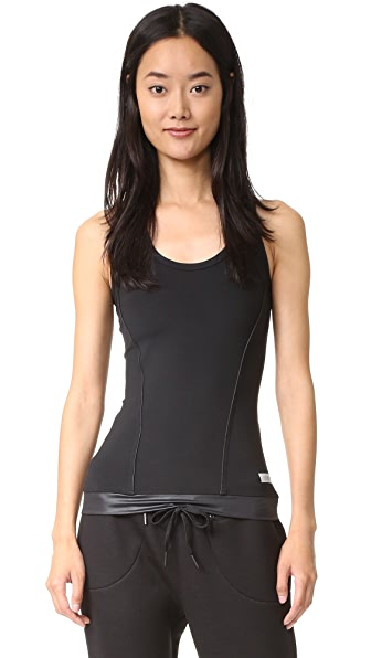 adidas by Stella McCartney Performance Essentials Tank - Black