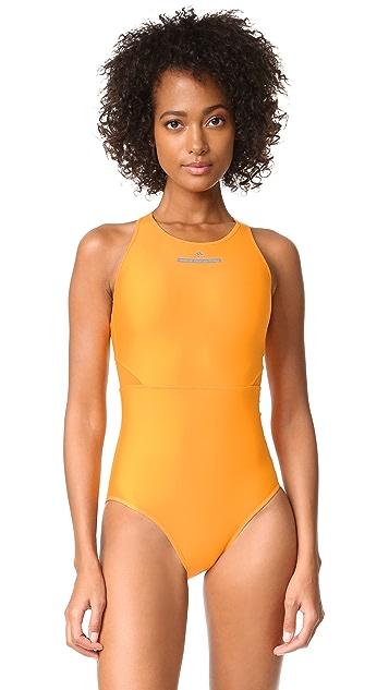adidas by Stella McCartney Zip Swimsuit