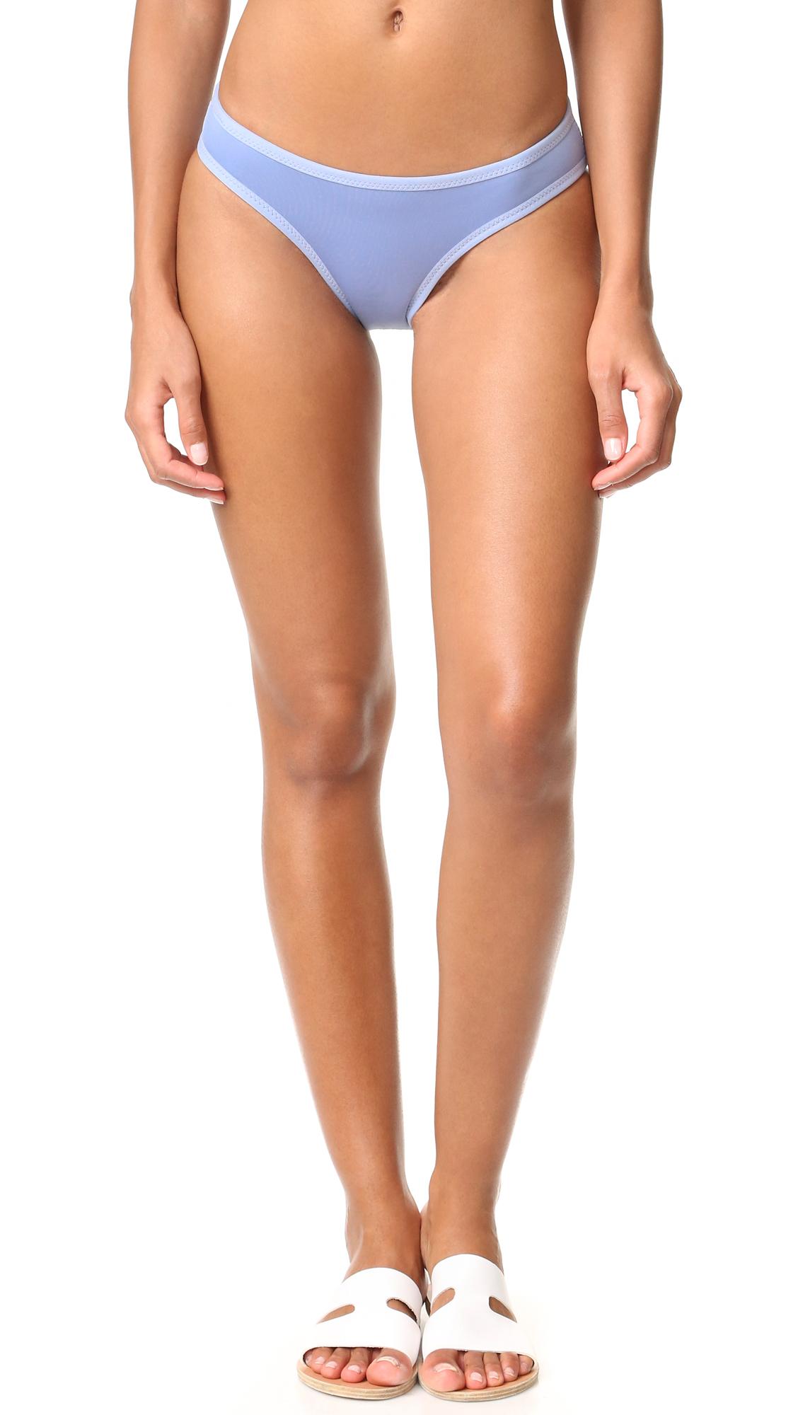 adidas by Stella McCartney Bikini Bottoms - Prism Blue