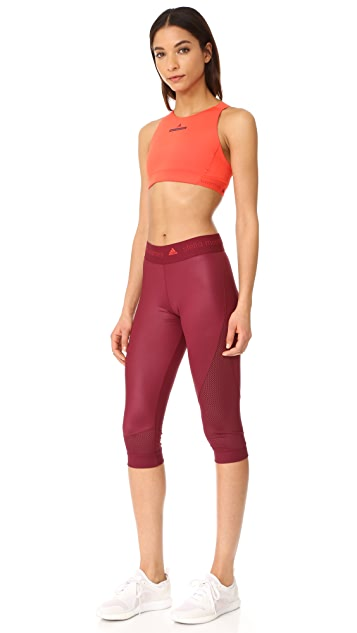 adidas by Stella McCartney Training Climacool 3/4 Leggings
