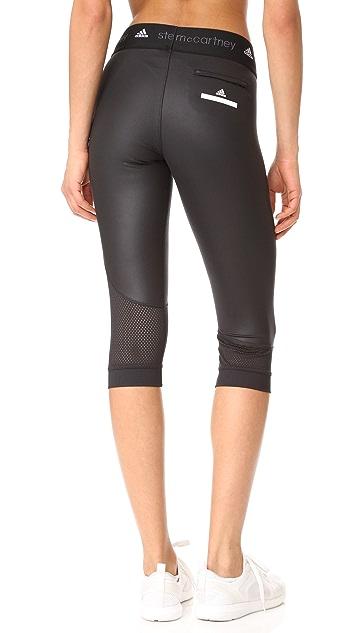 adidas by Stella McCartney Training Climacool 3/4 Leggings