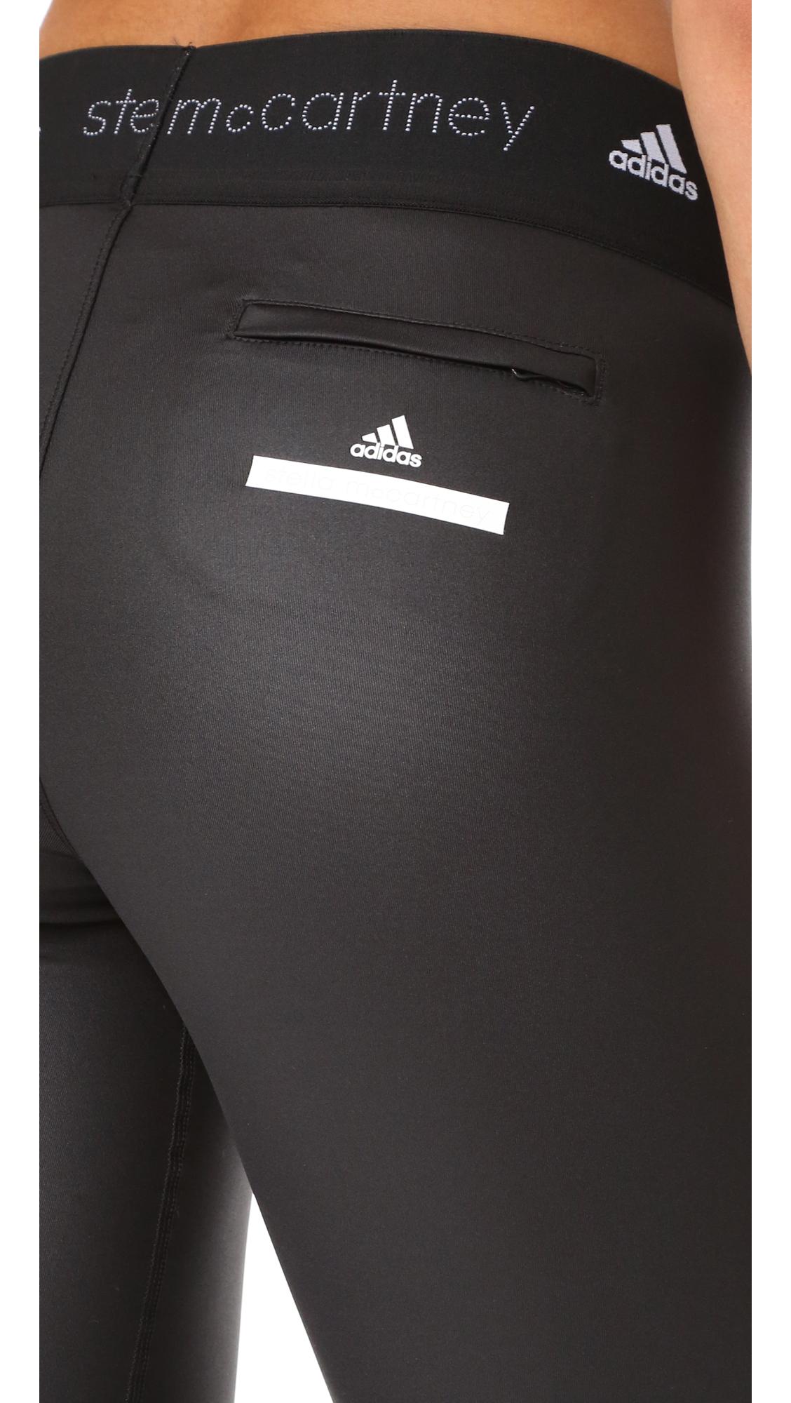fashion super cheap nice cheap adidas by Stella McCartney Training Climacool 3/4 Leggings ...