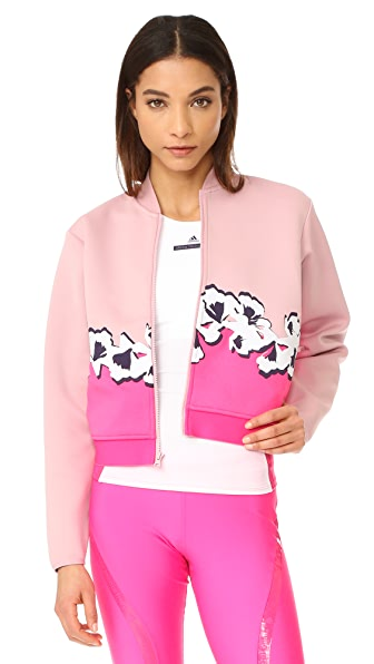adidas by Stella McCartney Yoga Flower Jacket