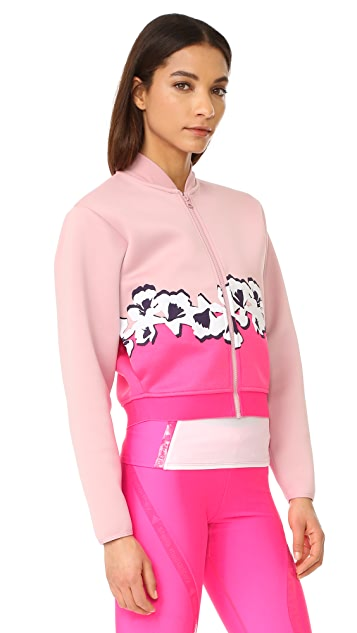 adidas by Stella McCartney Yoga Flower Jacket