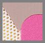 Dusk Pink/Pour Grey/Shock Pink