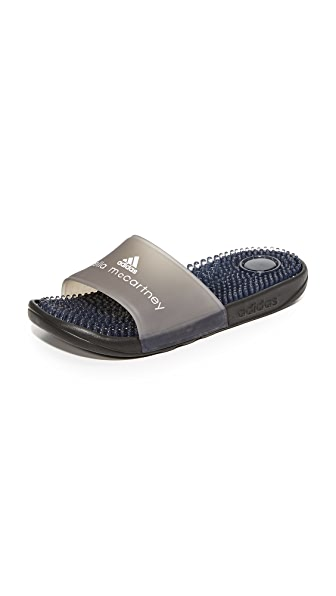 adidas by Stella McCartney Recovery Slides - Core Black/Ftwr White