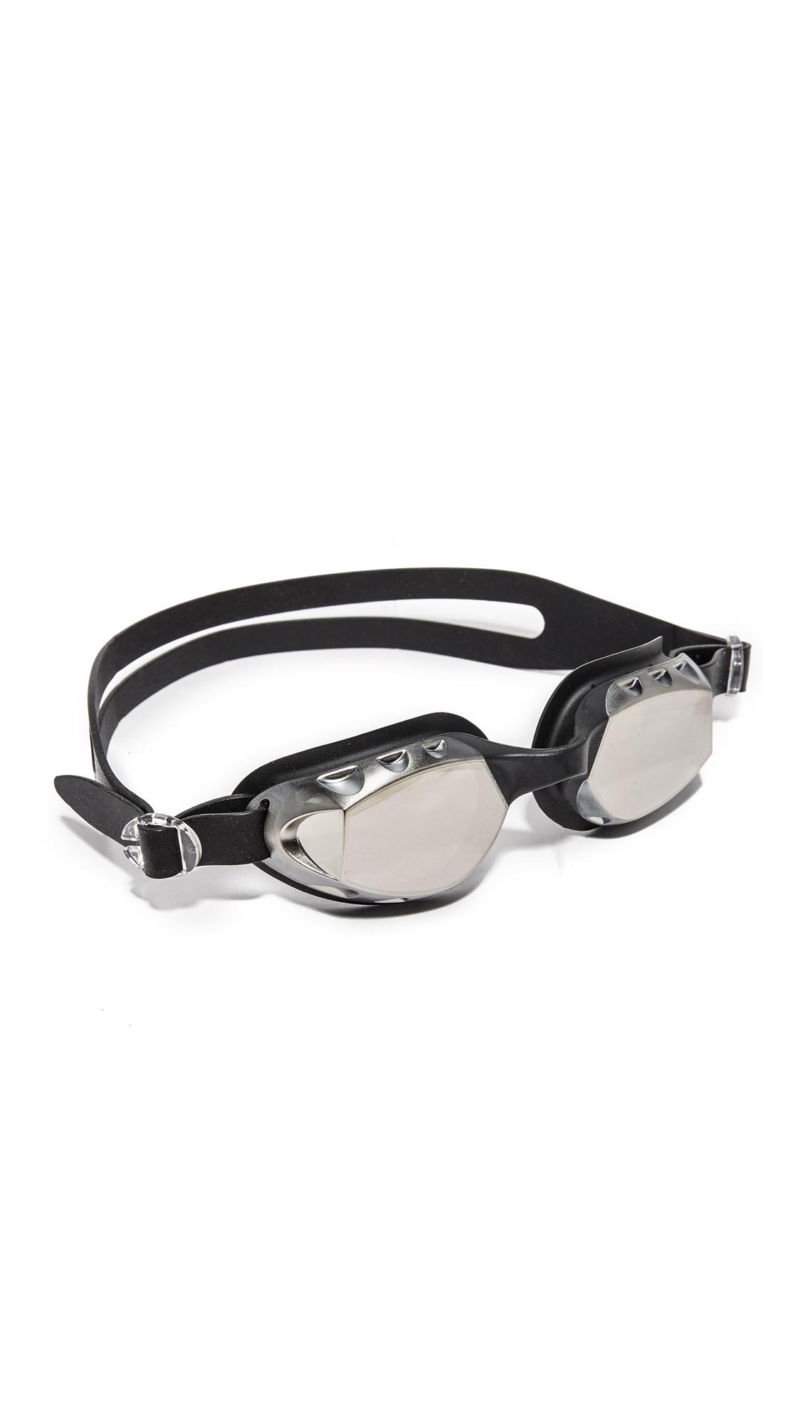 Adidas By Stella Mccartney Swim Goggles - White/Bold Blue at Shopbop