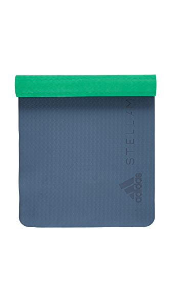 adidas by Stella McCartney Training / Yoga Mat - Dark Petrol/Green/Legend Blue