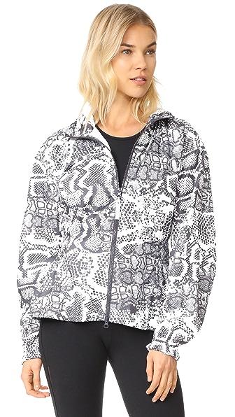 adidas by Stella McCartney Run Exclusive Jacket In White