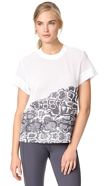 adidas by Stella McCartney Run Tee - White