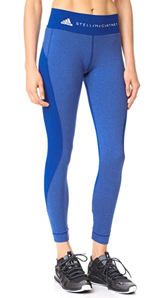 adidas by Stella McCartney Yoga Ultra Comfort Tights - Mystery Ink