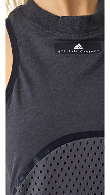 adidas by Stella McCartney Yoga Mesh Tank
