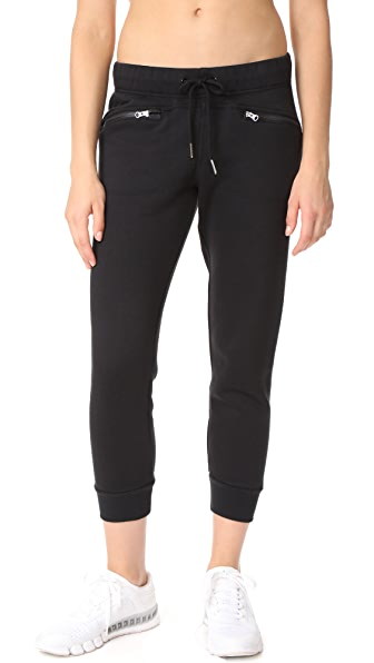 adidas by Stella McCartney Essentials Sweatpants - Black