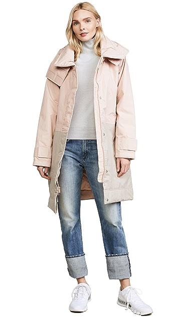 adidas by Stella McCartney Essentials Long Jacket