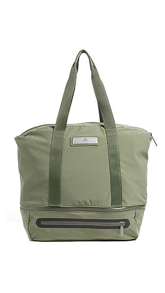 adidas by Stella McCartney Iconic Bag In Base Green