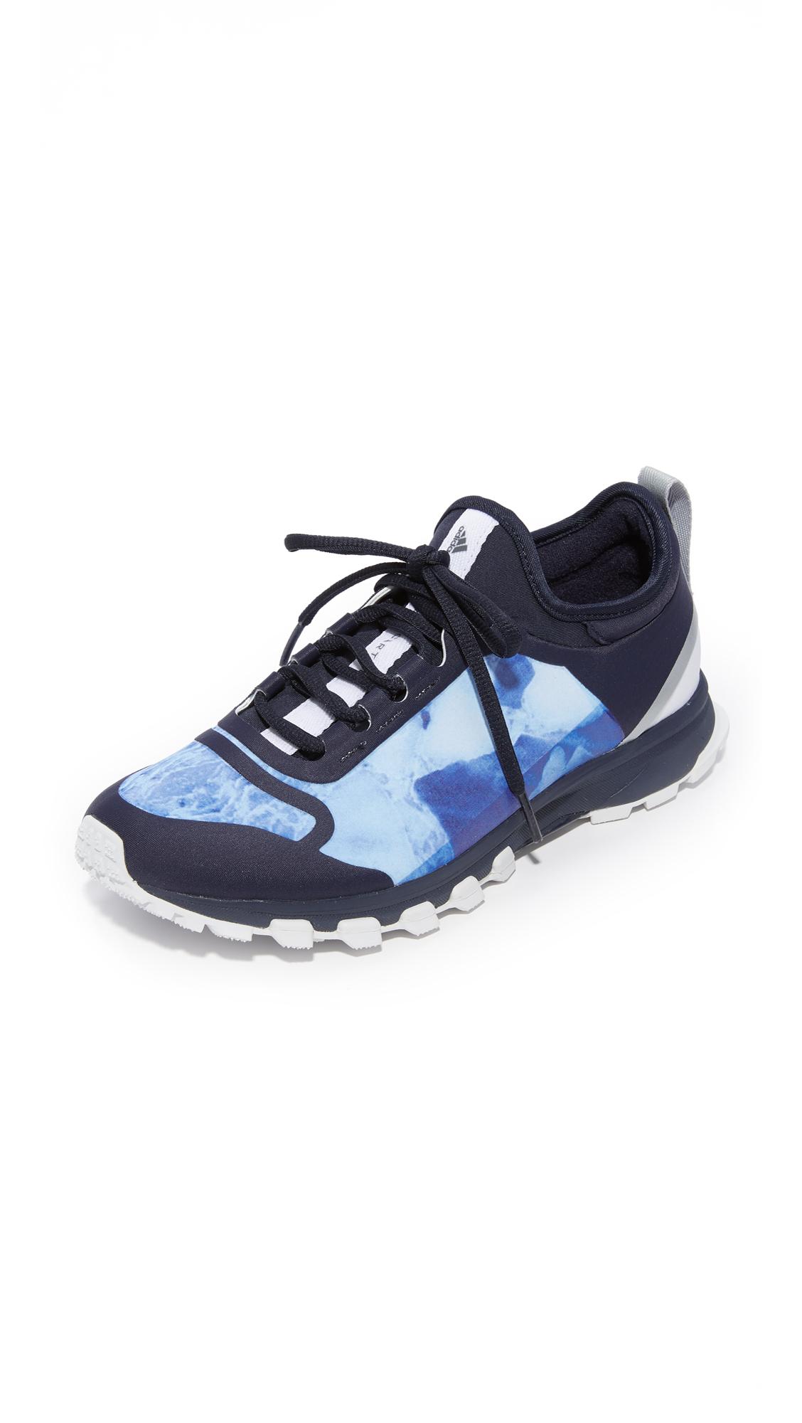 adidas by Stella McCartney Adizero XT Printed Sneakers