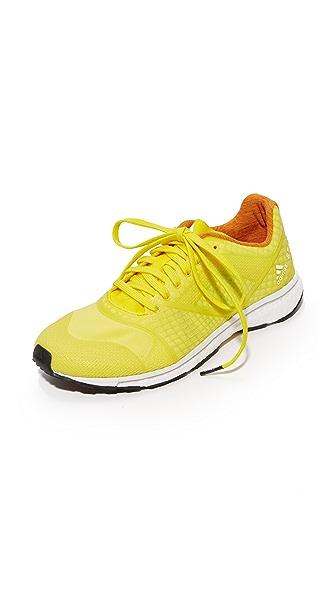 adidas by Stella McCartney Adizero Adios Boost Sneakers - Vivid Yellow