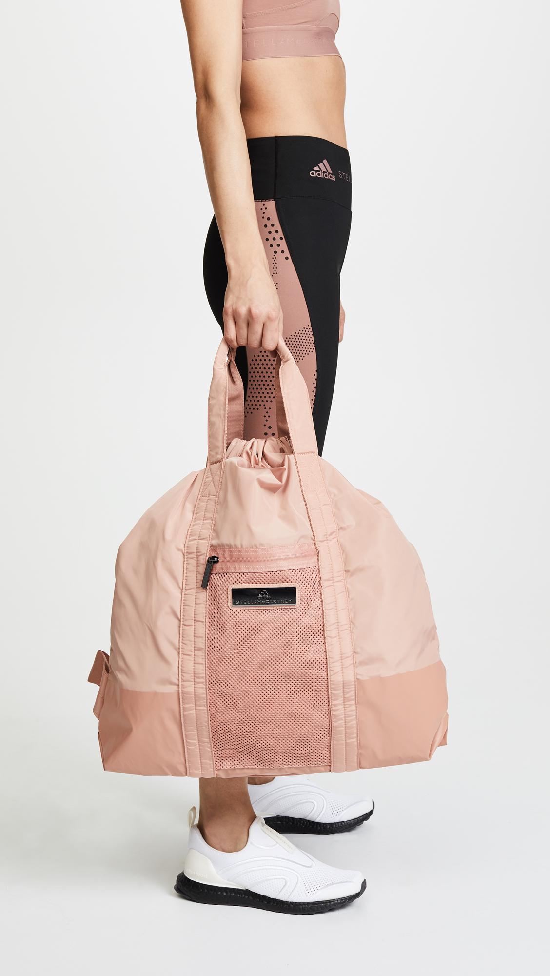 new style f8e14 e92ce adidas by Stella McCartney Gym Sack Backpack   SHOPBOP