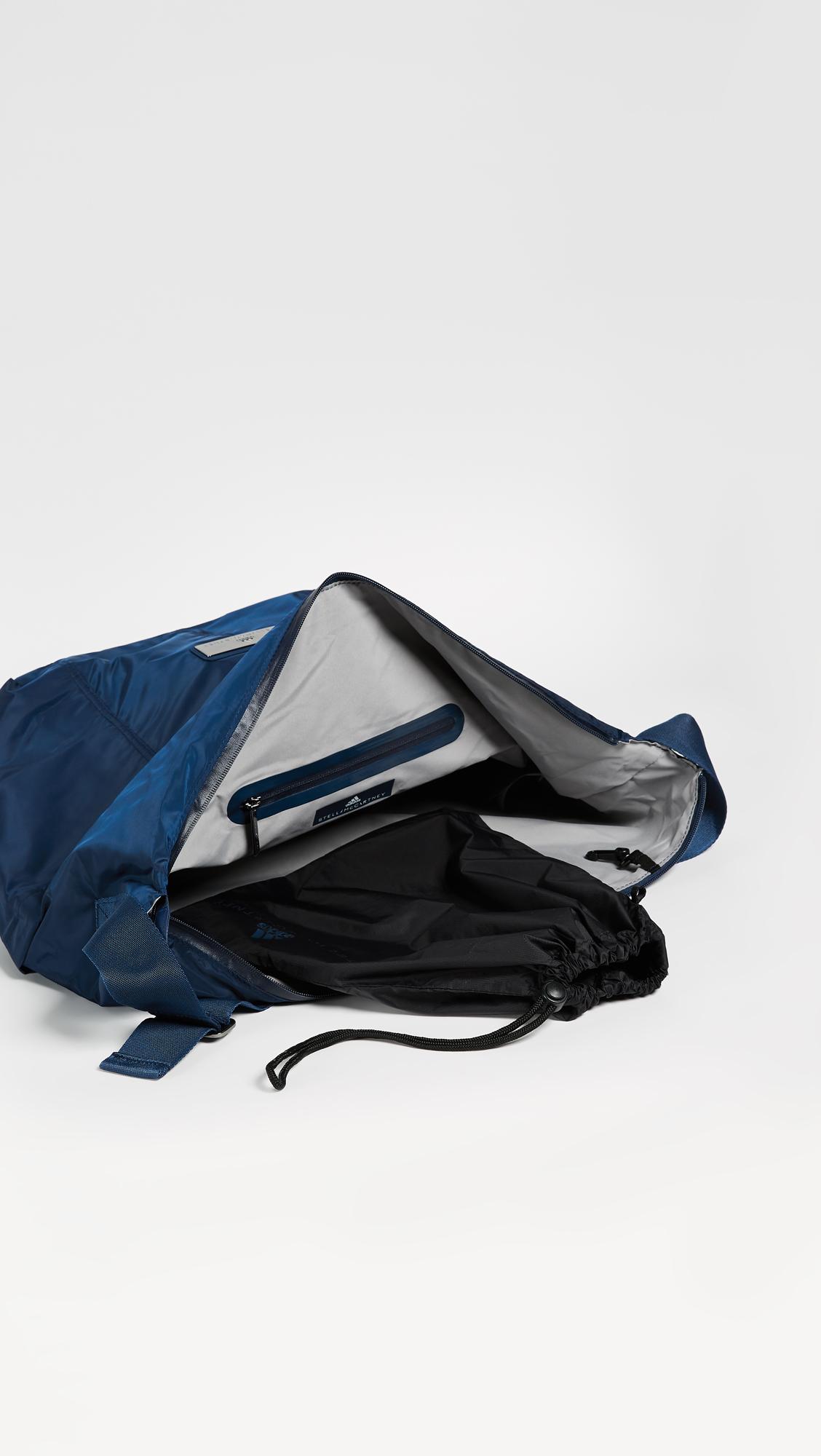 624f805475 adidas by Stella McCartney Essentials Sports Hobo Bag