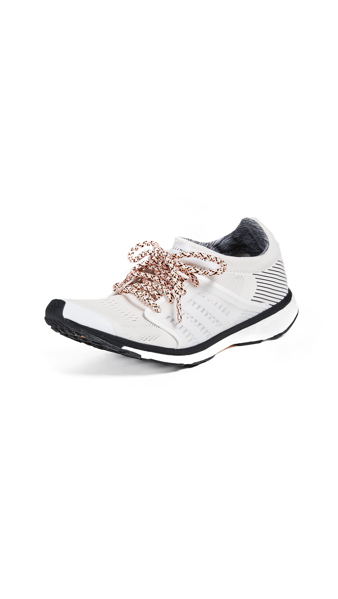 adidas by Stella McCartney Adizero Adios Sneakers - Core White/Stone/Core Black