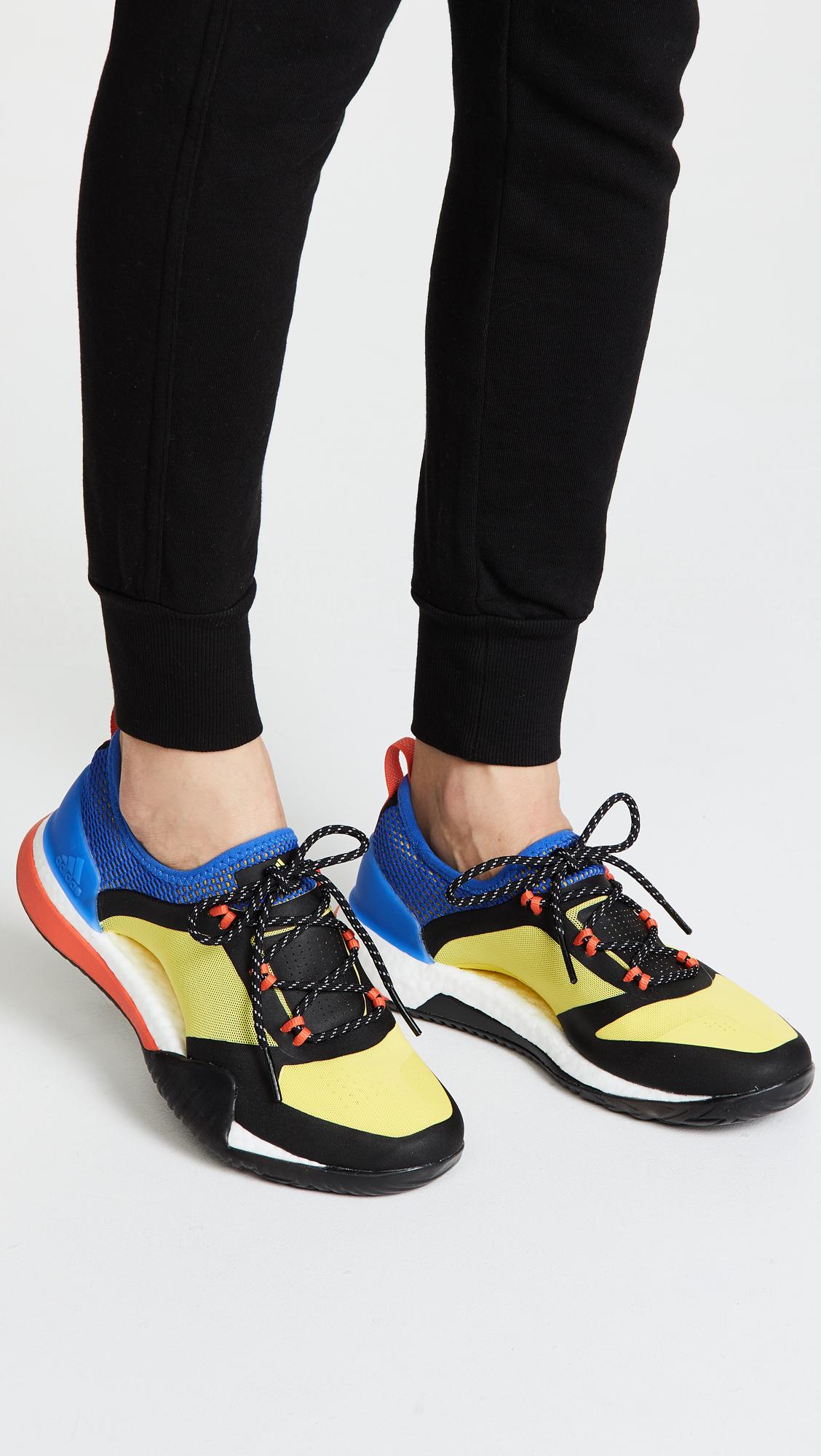 d76911f89cc0d2 adidas by Stella McCartney PureBOOST X TR 3.0 Sneakers