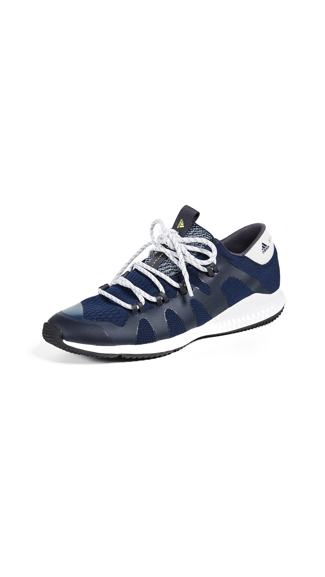 adidas by Stella McCartney CrazyTrain Pro Sneakers - Collegiate Navy/White/Aerolime